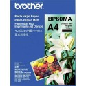 Papier photo BROTHER - pack de 20 feuilles de papier photo format A4 Brother-BP71GA4