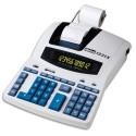 Calculatrice imprimante Ibico 1231X de bureau semi professionnelle 12 chiffres IB404009