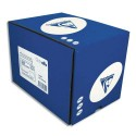 CLAIREFONTAINE B/250 enveloppes blanches auto-adhésives 90g format DL 110x220mm