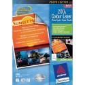 Papier photo AVERY - P/200 feuilles papier photo laser couleur 200g brillant A4