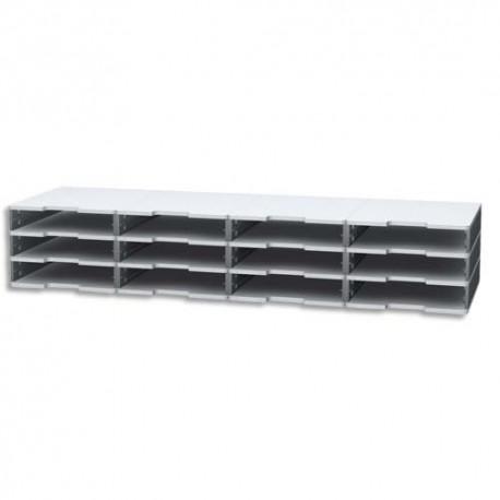Trieur à courrier EXACOMPTA - Trieur modulodoc standard 12 cases