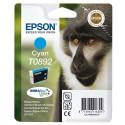 T0892 (T089240) EPSON cartouche jet d'encre cyan de marque Epson C13T089240