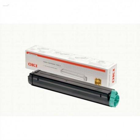 OKI 1103402 - Cartouche toner noir de marque OKI B4100 (01103402)