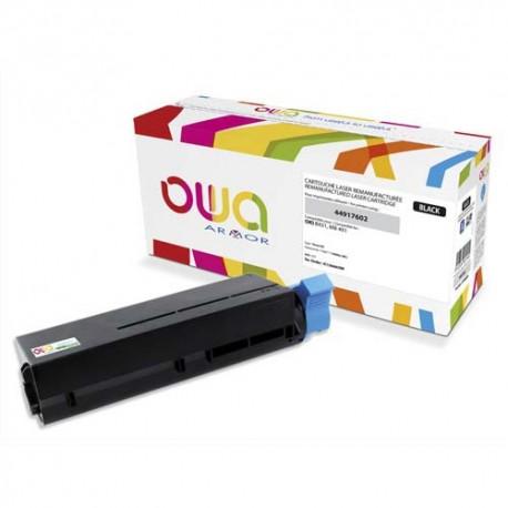 OWA Cartouche compatible laser noir OKI 44917602 K15666OW