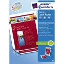 Papier photo AVERY - P/200 feuilles papier photo laser couleur 120g brillant A4