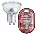 XANLITE Ampoule à Leds culot GU10, 400 lumens, puissance 5 Watts