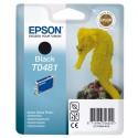T0481 (T048140) EPSON Cartouche jet d'encre noir de marque Epson C13T048140
