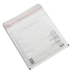 Enveloppe bulles PREGIS - P/10 pochettes à bulles d'air Jiffy Bag in Bag fermeture auto-adhésive Format 30 x 44,5 cm