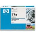 HP 27X (C4127X) - Cartouche toner noir de marque N°27X / C4127X haute capacité
