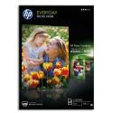 HP Pochette de 25 feuilles Papier qualité photo brillant, séchage instantané A4 200 g Q5451A