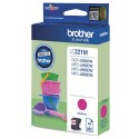 BROTHER LC-221M (LC221M) Cartouche jet d'encre magenta de marque Brother LC221M (LC-221M)