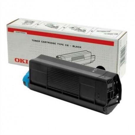 OKI 42127408 - Cartouche toner de marque OKI C5100 (42127408)