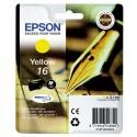 T1624 (T162440) EPSON Cartouche jet d'encre jaune de marque Epson C13T162440