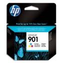 HP 901 (CC656A) - Cartouche jet d'encre couleur de marque HP CC656AE (HP N°901)
