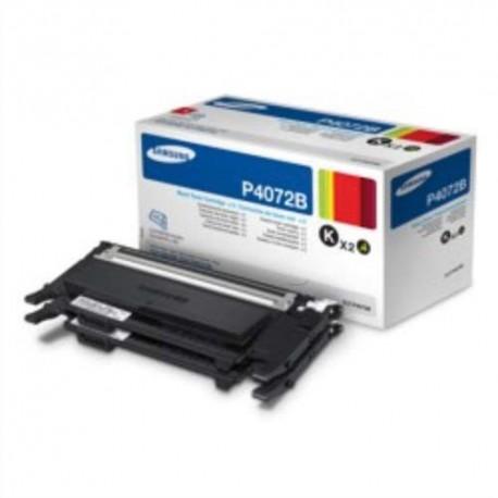 SAMSUNG CLT-P4072B (P4072B) Cartouche toner noir Twin Pack de marque Samsung CLT-P4072B
