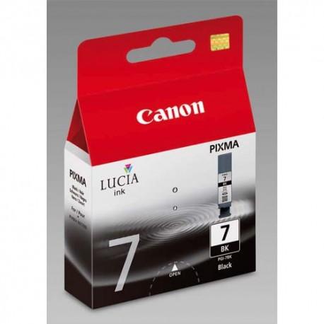CANON PGI-7BK (PGI7BK/2444B001) Cartouche jet d'encre noire de marque Canon PGI7BK 2444B001