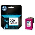 HP 300 (CC643E) - Cartouche jet d'encre couleur de marque HP N°300 / CC643EE