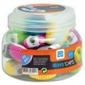 Taille crayon SAFETOOL - Boîte de 20 taille-crayons bi-matière avec réserve