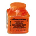 DECOPATCH Pot de vernis colle pailletée 150g