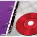 AGIPA Pochette de 35 pastilles auto-collantes diamètre 15mm pour CD/DVD