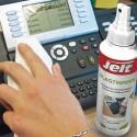 JELT Désinfectant PLASTIGREEN de surfaces, vaporisateur 250 ml 7836