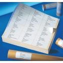 Etiquette AVERY T3622 - B/8000 étiquettes ordinateur 107X36 1 (2F.T3622-500)