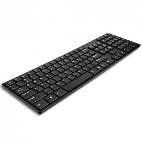 MOBILITY LAB Clavier USB Design Touch Noir ML306537