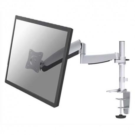 NEWSTAR Support écran plat gris à pince pour 2 écran plats plats jusqu'à 10-30'', 9Kg FPMA-D950