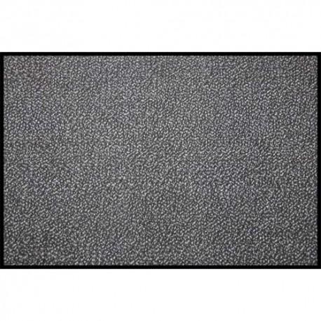 HYGIENE Tapis d'accueil d'intérieur Contract Plus en polyamide 60 x 90 cm, épaisseur 10mm gris anthracite