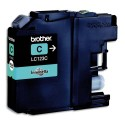 BROTHER LC-123C (LC123C) Cartouche jet d'encre cyan de marque brother LC123C (LC-123C)