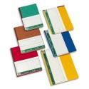 LE DAUPHIN Piqûre trace comptable folioté 24,5x31,5 cm 80 pages 16 colonnes