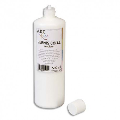 ARTLINE Vernis colle médium 500ml