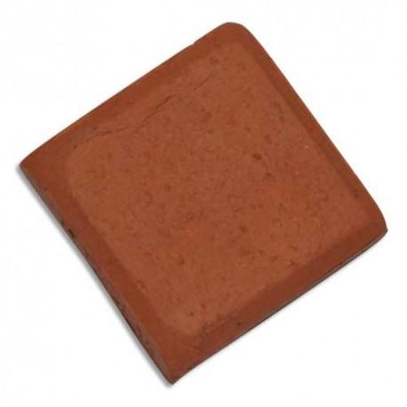 LFC Argile chamotée fine couleur rouge, pain de 10 kg