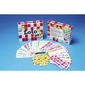 CULTURE CLUB Loto - 96 cartes - Coffret comportant 96 cartons + 90 pions (de 1 à 90).