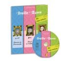 FUZEAU Livret CD 3 œuvres des temps modernes, avec exercices et vocabulaire musical