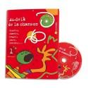 FUZEAU Livret avec partitions et CD d'apprentissage du chant, 10 titres, 32 pages, pour cycle 2