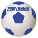 FIRST LOISIRS Ballon en PVC type foot diamètre 20cm, poids 300g, 32 panneaux