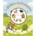 LITO DIFFUSION Livre avec CD 15 fables de la Fontaine