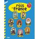 LITO DIFFUSION Livre de 50 jeux sur les rois de France