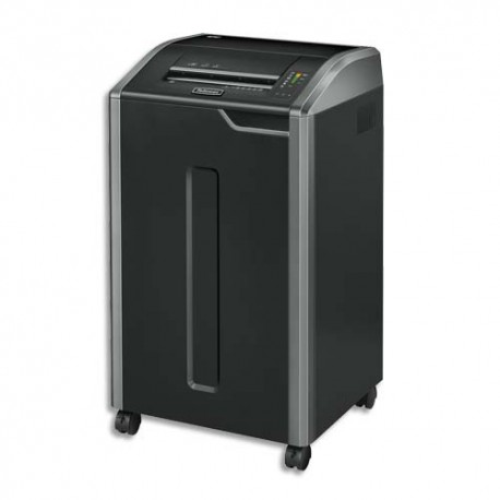 Destructeur de documents Fellowes individuel coupe croisée 425Ci