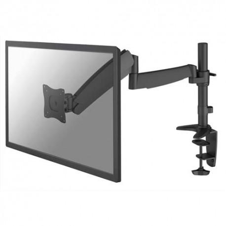 NEWSTAR Support écran plat noir à pince pour 2 écran plats plats jusqu'à 10-30'', 9Kg FPMA-D950BLACK