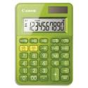 Calculatrice de poche Canon LS-100K MGR Vert 0289C002