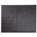 HYGIENE Tapis d'accueil d'intérieur standard semelle PVC - L150 x H90 cm, épaisseur 8 mm noir