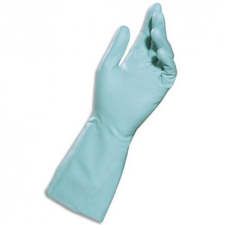 MAPA Paire de Gants Hypoallergéniques intérieur coton Longueur 31 cm Taille 8