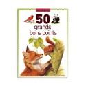 LITO DIFFUSION Boîte de 50 grandes images les animaux