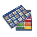 Feutre de coloriage Staedtler Noris Club gros module Classpack carton 96 feutres dessin couleurs assortes