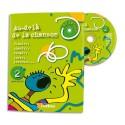 FUZEAU Livret avec partitions et CD d'apprentissage du chant, 10 titres, 32 pages, pour cycle 3