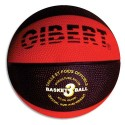 Ballon de basket sport, officiel, caoutchouc sur carcasse Nylon, taille 3,multicolore, Modèle: Club color