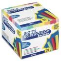 GIOTTO Robercolor Boîte de 100 craies coloris assortis