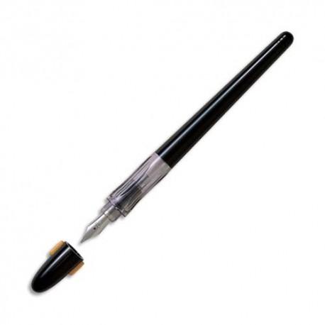 Stylo plume Pilot de calligraphie plume fine corps noir